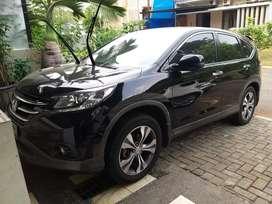 Di jual Khusus Kredit Honda Crv 2,4 2013 warna Hitam