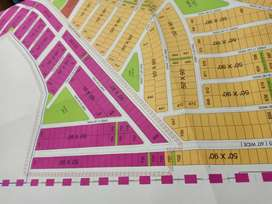 Bahria precinct 27 A 500 sq yard plot.