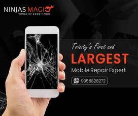 Online Mobile Repair in Zirakpur, Mobile Phone Repair, FREE Pickup