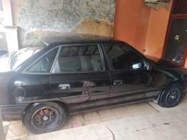 Opel Optima 1.8 hitam