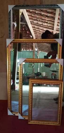 Cermin murah langsung produksi rumahan sndri