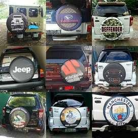 Cover/Sarung Ban Touring/Ecosport Toyota Rush/Terios/Tawaqal taft jago
