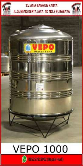 Tandon Stainless Steel VEPO 1000 L