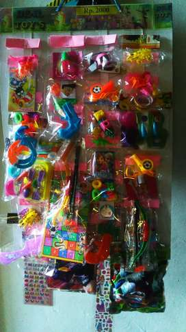 Mainan Rentengan Anak jual 2000