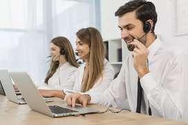 UK Call center staff