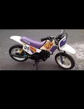 Yamaha pw50 Mini trail