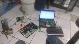 Instal/service komputerdan laptop