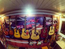 Jual beli gitar baru  & second