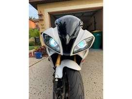 Yamaha r6 2016 version .all duty free.