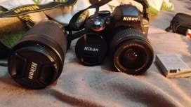 Nikon D 3300 DSLR