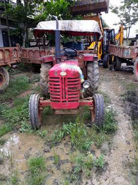 Mahindra 275 di tractor 2 nos. With trolly