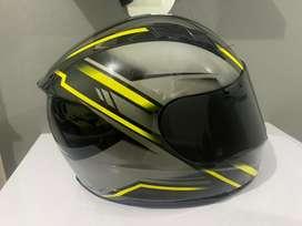 Helm rsv ff300 lengkap