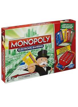 Monopoly electronic game