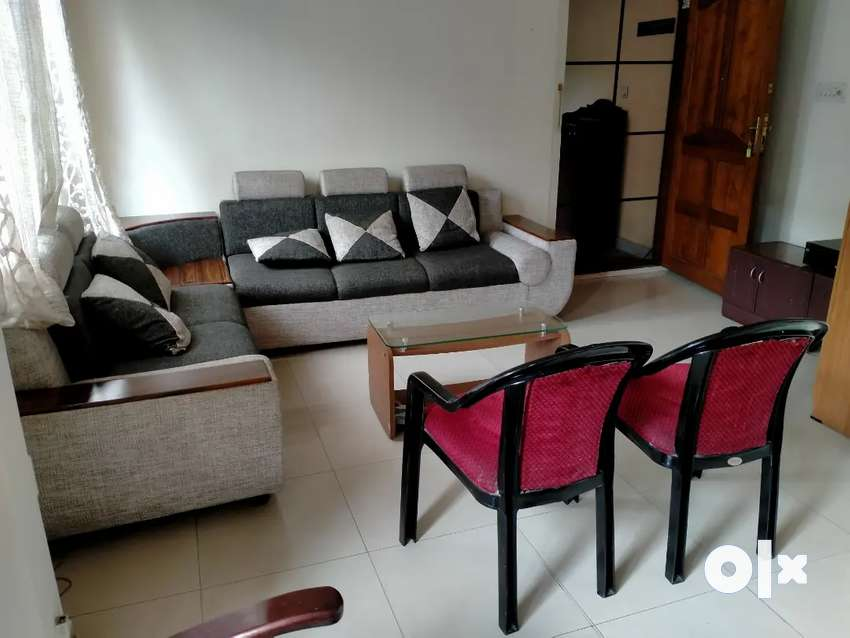 2 BHK FULLY FURNISHED FLAT FOR RENT AT MG ROAD KPCC JUNCTION