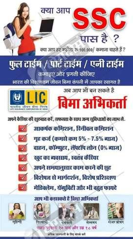 LIC financial advisor