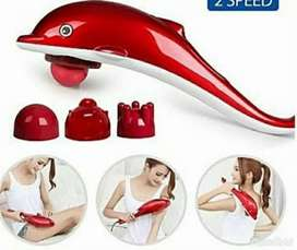 Dolphins massager