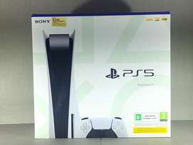 Playstation 5 !!! | Brand New Sealed PS5 | With Bill | 1 Year Warranty