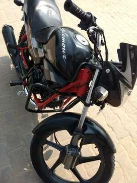 Hero honda glamour bike