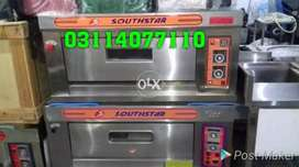 Pizza oven southstar , with 1 year warranty
