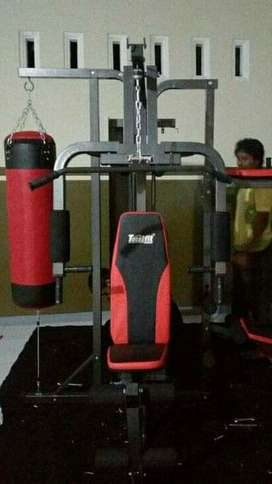 Home gym id TOTAL FITNES.9876