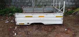 Bolero truck body