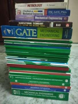 Gate books mechanical stream-2018