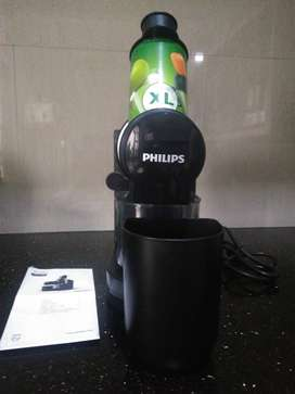 Slow Juicer Philips Masticating HR1889