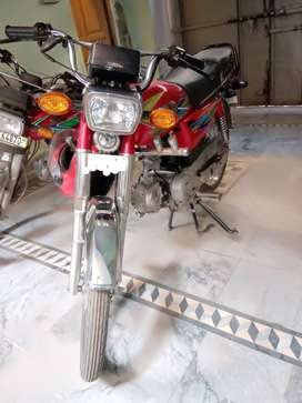 Hi Speed bike for sale in new condition 2019 model.
