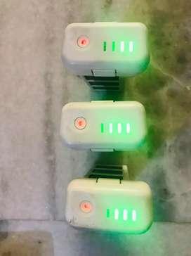DJI phantom 3 pro battery