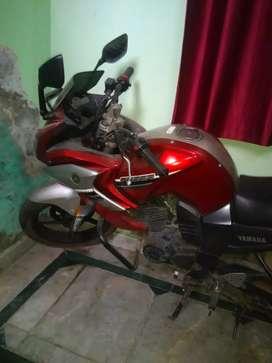 40000 Ye bike Fazer hai MH number hai