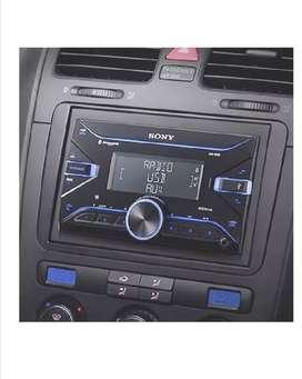 Sony Dzire music system