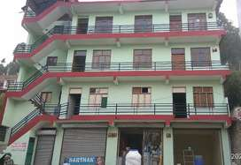 Commercial shops and  Hall Available For rent or Lease in Solan HP