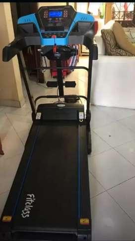 Promo murah treadmill elektrik Osaka 5 fungsi