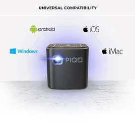 PIQO1080p Full HD boxed portable projector for sale Packed & untouched
