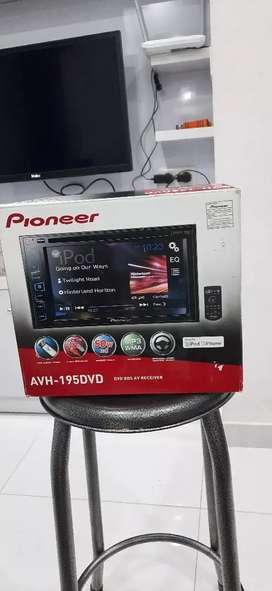 Jual Head Unit Pioneer AVH-195DVD