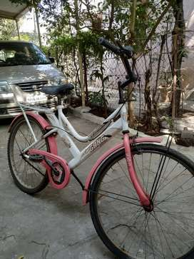 Good condition ladies cycle