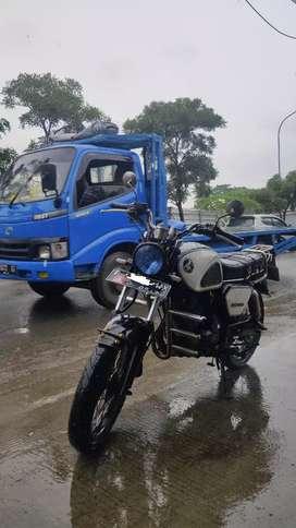 Honda CB Basic Megapro
