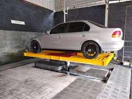 Alat cuci mobil dan motor gratis pemasangan merk Autolift
