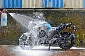 Bike Water Servicing