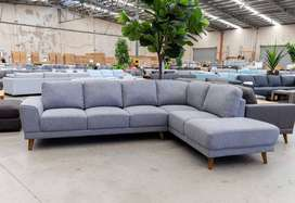Jual Kursi Sofa Retro Jati #2306