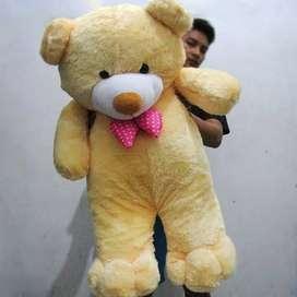 Boneka Teddy Bear Krem Pita Jumbo ID53