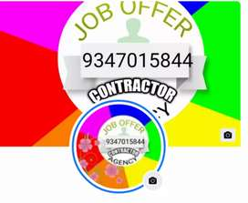 Job offer direct company contractorrequirement andhra telangana