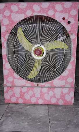 12 Volts Solar Air Cooler of Double Tanky in Cheap price.