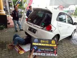 Pasang BALANCE Sport Damper Mobil jadi Lebih ANTENG, Yuk Buktikan Bos!