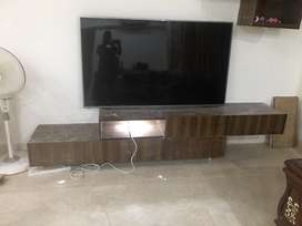 New made TV unit