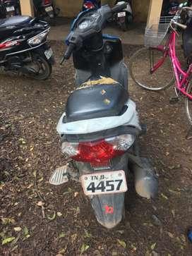 Honda dio 123