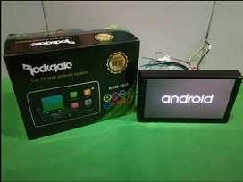 Head unit android 7inc RAM2GB 32 ROCKGATE (UDIN AUDIO)