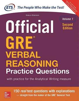 GRE General Test Guide ( 3 books )