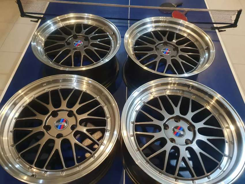 Forsale Velg BMW BBS LM (hsr) R19 5.120 8.5/9.5jj ET35 0