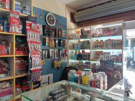 Stationery shop for SALE, Furniture not included @ 250000